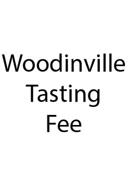 Woodinville Tasting Fee