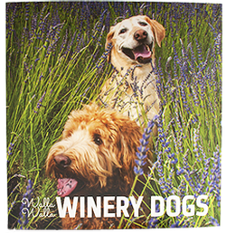 Winery Dogs Book
